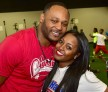 Ed Hartwell & Keshia Knight Pulliam