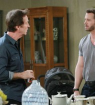 Deimos becomes the prime suspect in Tate's disappearance on the July 29, 2016 episode of 'Days of Our Lives'