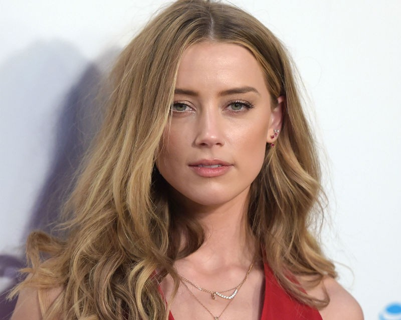Amber Heard is seen with bruises after Johnny Depp video leak