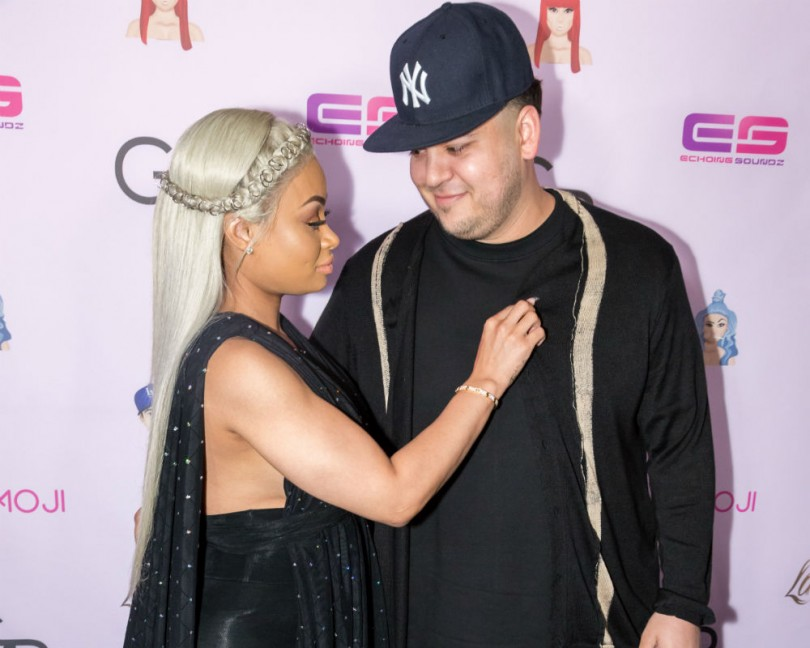 Rob Kardashian 'so over' Blac Chyna relationship after explosive fight