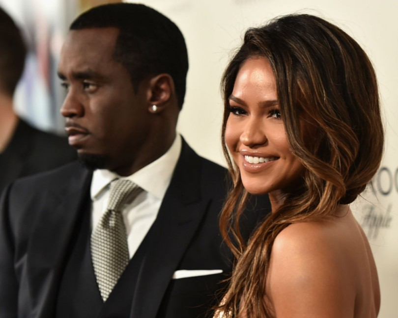 Diddy & Cassie's Explosive Breakup Argument Ends In Cops Involvement