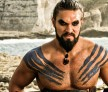 Khal Drogo on 'Game of Thrones'