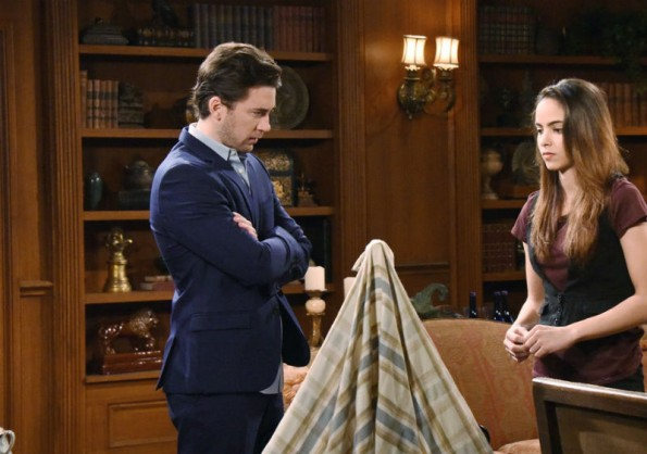 Ciara will finally confess how she really feels, but things aren't going to be working in her favor in more ways than one on the August 25, 2016 episode of 'Days of Our Lives'