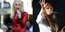 Lady Gaga Florence Welch