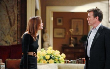 Jack and Phyllis may be on a collision course to once again be in one another's orbit after setting their individual sights on Fenmore's on the January 4, 2017 episode of 'The Young and the Restless'