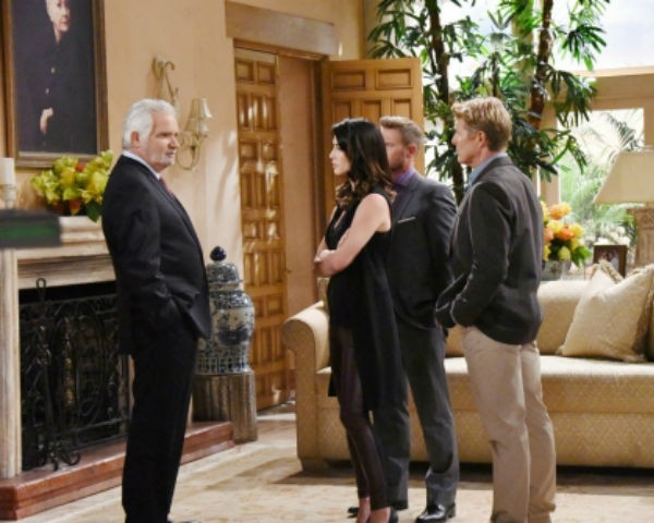 Eric's family confronts him one last time before he weds Quinn on the September 21, 2016 episode of 'The Bold and the Beautiful'