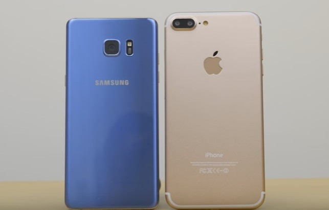 iPhone 7 Plus vs Samsung Galaxy Note 7: Pros And Cons Of Each Flagship [Video]