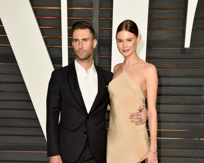 Adam Levine and wife welcome baby girl