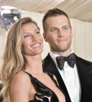 Gisele Bundchen & Tom Brady