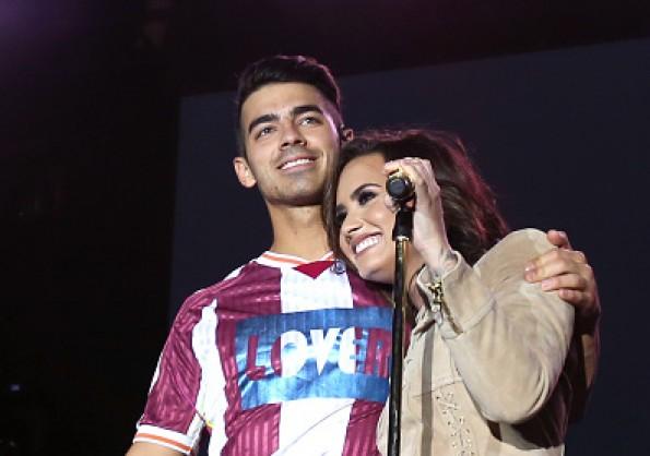Demi Lovato Joe Jonas