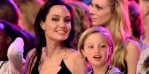 Angelina Jolie & Shiloh Jolie-Pitt