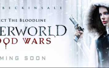 'Underworld: Blood Wars' is an American action horror film directed by Anna Foerster and the script was written by Gory Goodman.