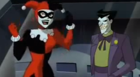 Harley Quinn and The Joker