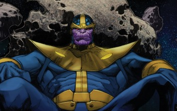 The Mad Titan Thanos, a melancholy, brooding individual, consumed with the concept of death, sought out personal power and increased strength, endowing himself with cybernetic implants.