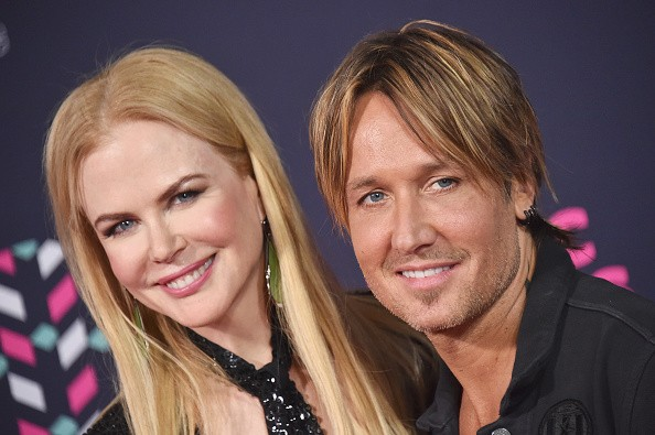 Actress Nicole Kidman and singer Keith Urban attends the 2016 CMT Music awards at the Bridgestone Arena on June 8, 2016 in Nashville, Tennessee.