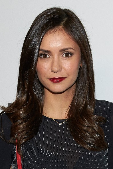 Actress Nina Dobrev attends the Contemporary Art and Experiential Performance Exhibition, Entitled: The Body Spectacle at Equinox Hollywood on October 4, 2016 in Hollywood, California.