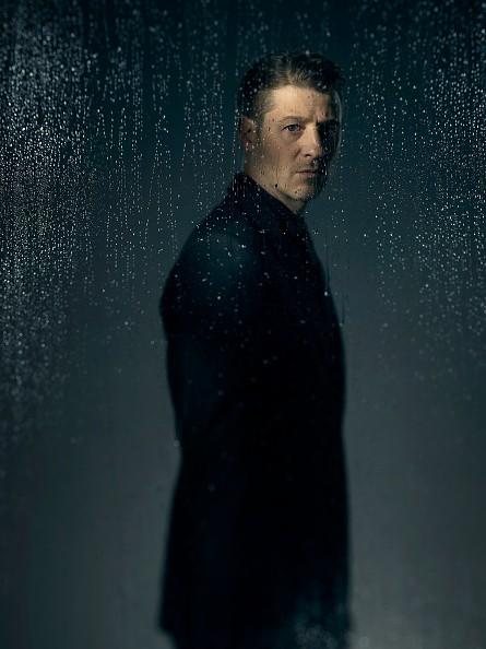 Ben McKenzie. Season 3 of GOTHAM