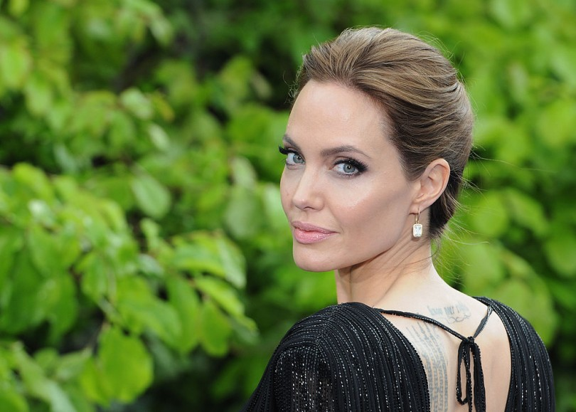 Angelina Jolie's Illuminati Ties May Have Led To Her Divorce