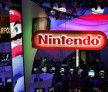 Crowds walk through the Nintendo exhibit on opening day of the 10th annual Electronic Entertainment Expo (E3) on May 12, 2004 in Los Angeles, California.