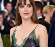 Actress Dakota Johnson attends the 'Manus x Machina: Fashion In An Age Of Technology' Costume Institute Gala at Metropolitan Museum of Art on May 2, 2016 in New York City.