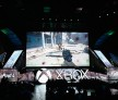 Bethesda Game Studios Game Director and Executive Producer Todd Howard introduces 'Fallout 4' during the Microsoft Xbox E3 press conference at the Galen Center on June 15, 2015 in Los Angeles, Calif.