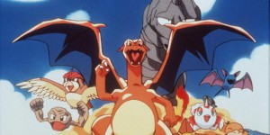Vulpix Geodude Pidgeot Charizard Onix Staryu Coldeen Zubat And Psyduck In The