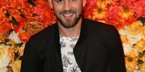Nick Viall attends the boohoo.com LA Pop Up Store on April 7, 2016 in Los Angeles, California.