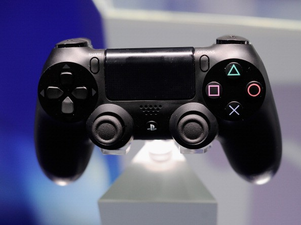 New pro controllers for PlayStation 4