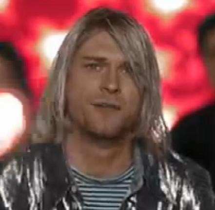 Kurt Cobain/Heart-Shaped Box