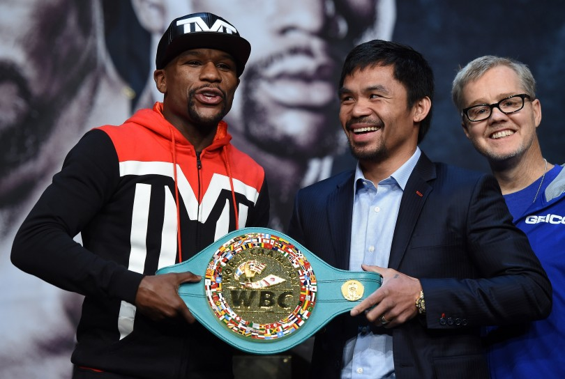 Pacquiao rematch possible in May next year
