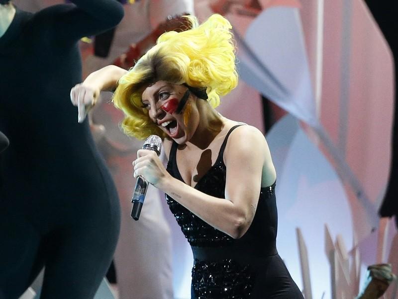 Lady Gaga Talks Sex 70