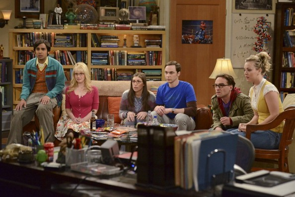 Image result for the big bang theory renewal