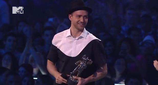 Justin Timberlake MTV VMA