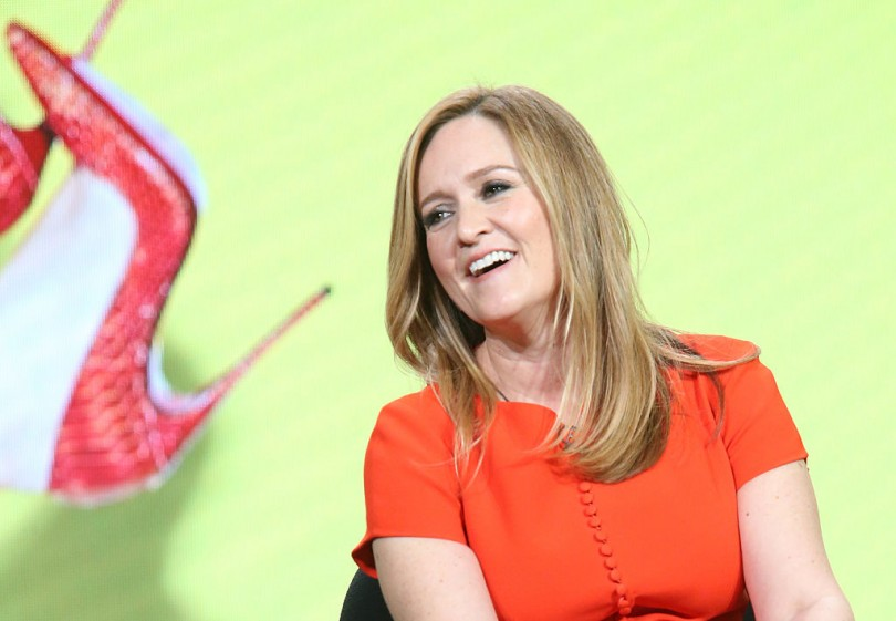 Samantha Bee Blames White People For Electing Trump