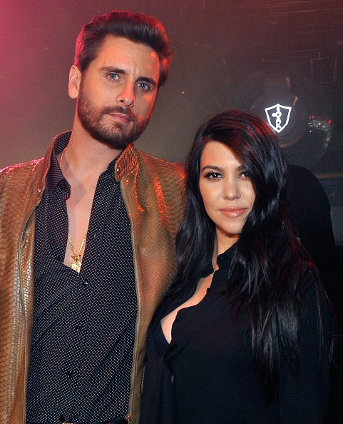Kourtney Kardashian and Scott Disick Are Reportedly Living Together Again