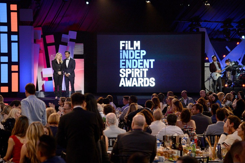 Moonlight and American Honey led nominations for the Independent Spirit Awards