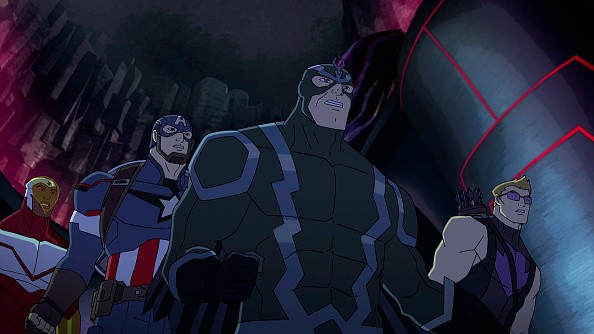 MARVEL'S AVENGERS: ULTRON REVOLUTION - 'The Inhuman Condition' - The Avengers must group up with the Inhumans to stop their old foe, Ultron, who plans to unleash a dangerous arms onto the Earth.