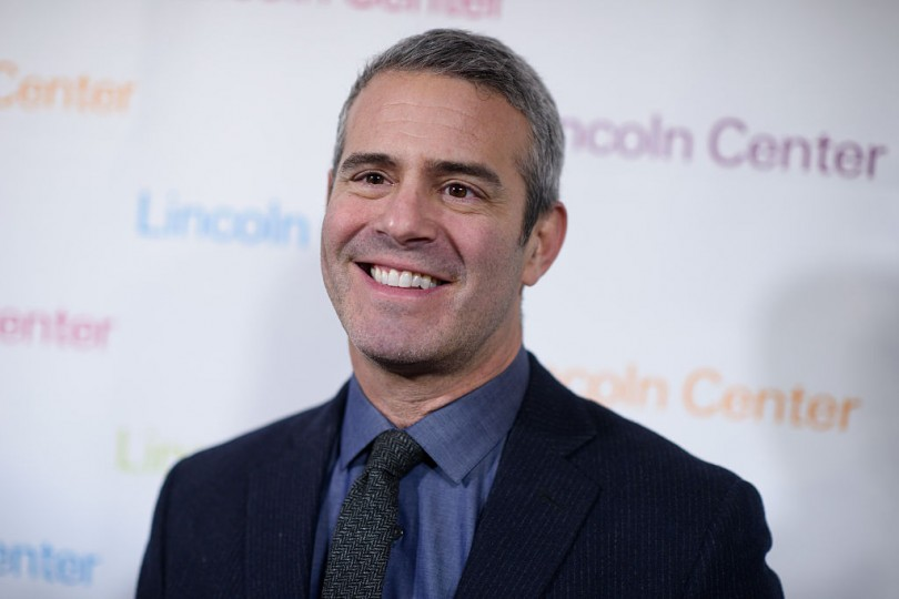 Andy Cohen Reveals Skin Cancer Diagnosis on 'Live With Kelly'