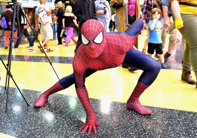 Wizard World Comic Con Chicago 2016