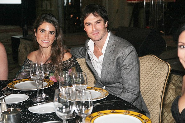Ian Somerhalder And Wife Nikki Reed Expecting Their First Baby
