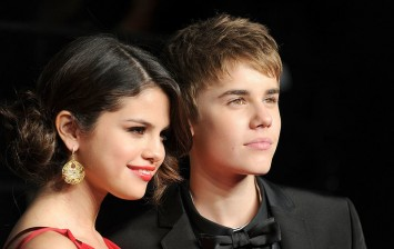 Singer/actress Selena Gomez and singer Justin Bieber