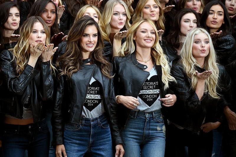 2014 Victoria's Secret Fashion Show - Bond Street Media Event