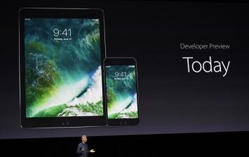 Apple iOS beta release