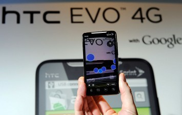 HTC EVO 4G , the most popular phone of HTC launched in 2010