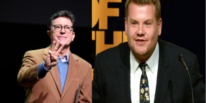 Stephen Colbert/James Corden