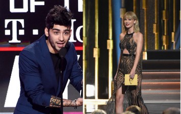 Taylor Swift & Zayn Malik Collaborate on a song for 'Fifty Shades Darker'