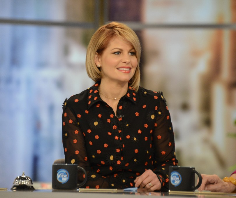 Candace Cameron Bure exiting TV's 'The View'