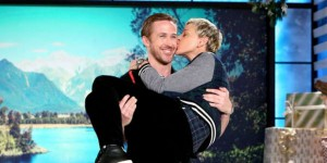 Ryan Gosling is looking forward to his first Christmas as a father of four