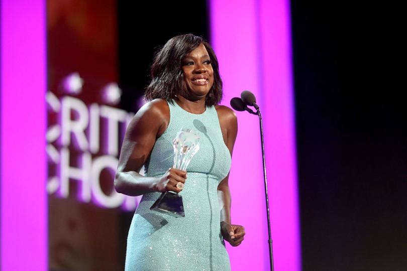 Viola Davis Gives Moving Speech At The Critic's Choice Award