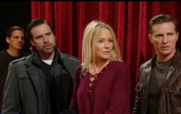 After Nick reminds him that he still has no access to Christian, Dylan will begin to lose his mind on the December 26, 2016 episode of 'The Young and the Restless'